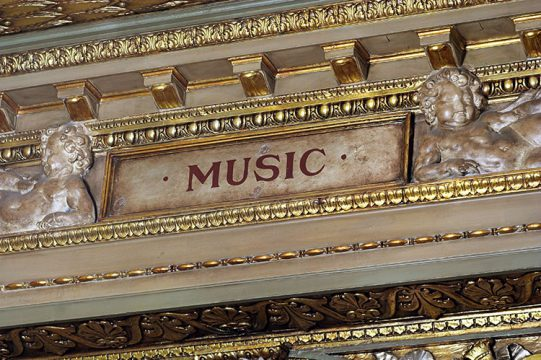 Lobby words: Music