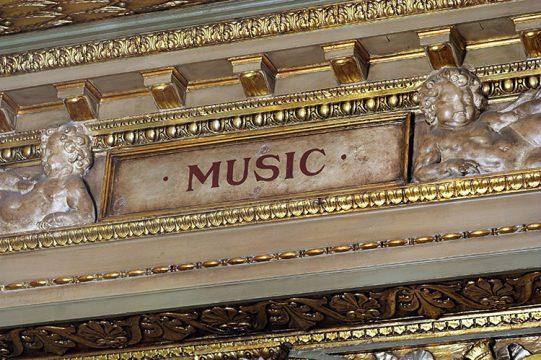Lobby words: Music
