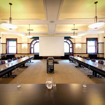 Birkbeck Room, Ontario Heritage Centre