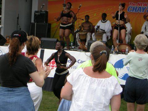 Lazelle Gelias, Fort York National Aboriginal Day