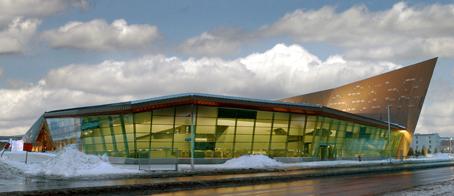 Le Musée canadien de la guerre (Ottawa)