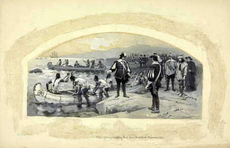 Exh Champlain Eyes Of Na Champlain Inland Discoveries