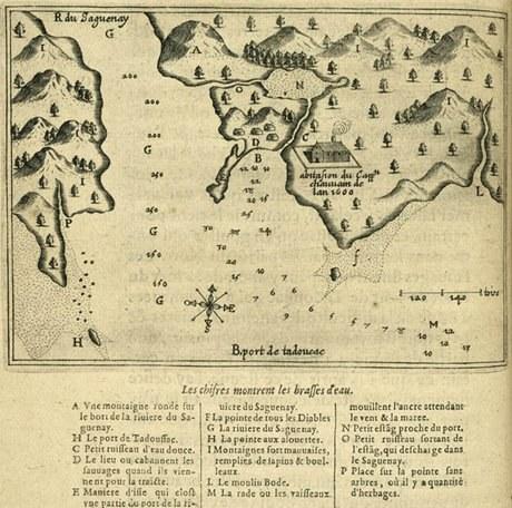 Exh Champlain Hist Tadoucac Lac