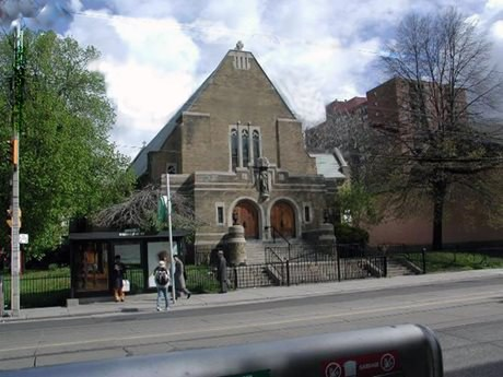 Exh Franco Sacre Coeur Toronto