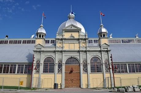 Exh Sport Aberdeen Pavilion Oht