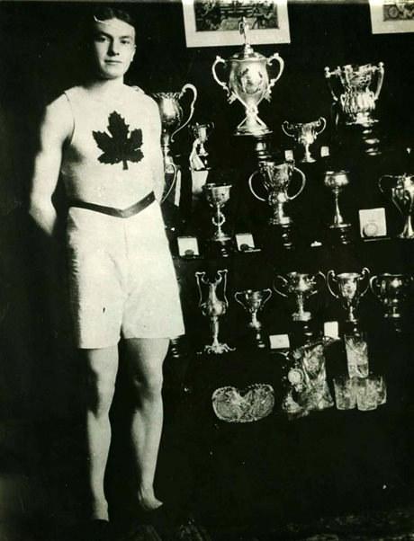 Exh Sport Bobby Kerr Cshof
