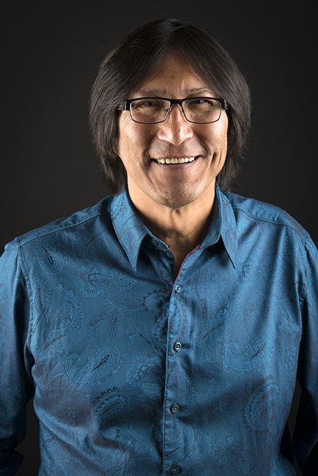 Richard Wagamese (Photo courtesy of Richard Wagamese)