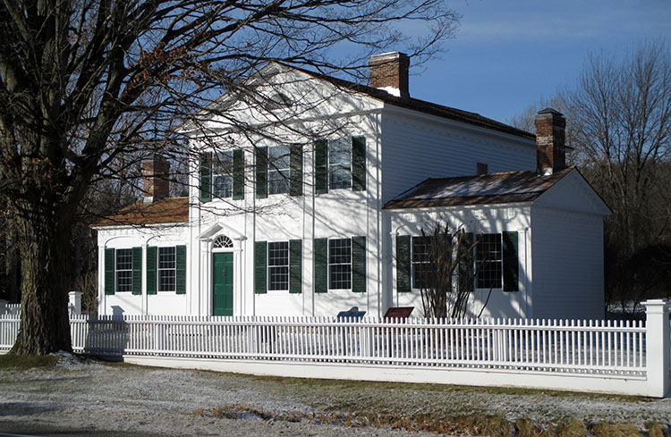 Barnum House, Grafton