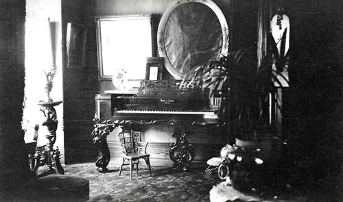 Edwardian home photo