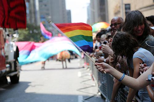 Défilé Gay Pride