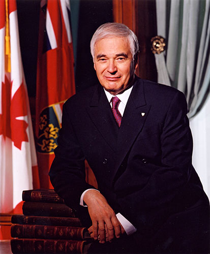 The Honourable James Bartleman