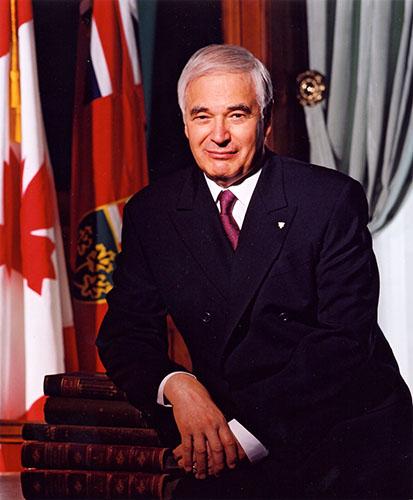 L'honorable James Bartleman