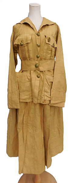 Farm Service Corps uniform