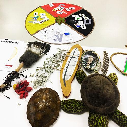 Artefacts de l'espoir et réconciliation