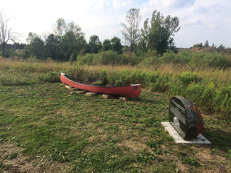 Souharissen Canoe Garden