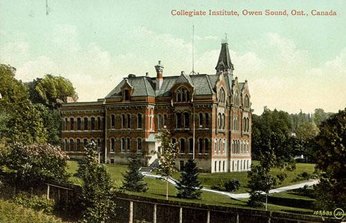 Collegiate Institute, Owen Sound