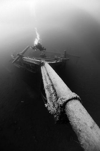 L'archéologie sous-marine