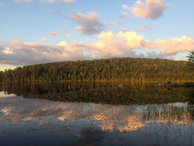 Lac Buck