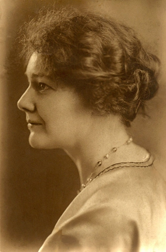 "Mary Rubina ""Ruby"" Perks (1888-1988)"