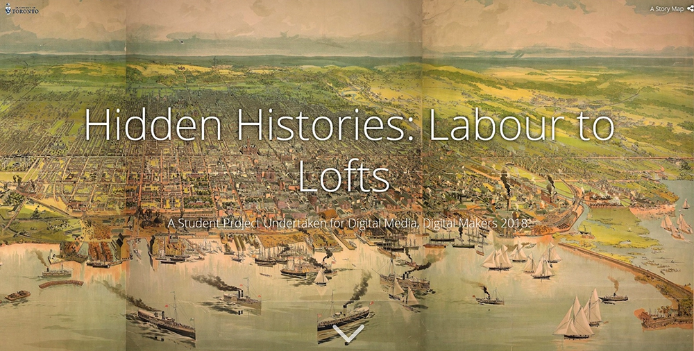 Hidden Histories: Labour to Lofts