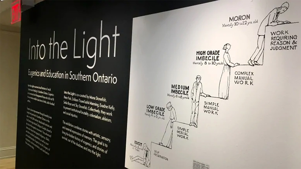 Into the Light: Eugenics and Education in Southern Ontario