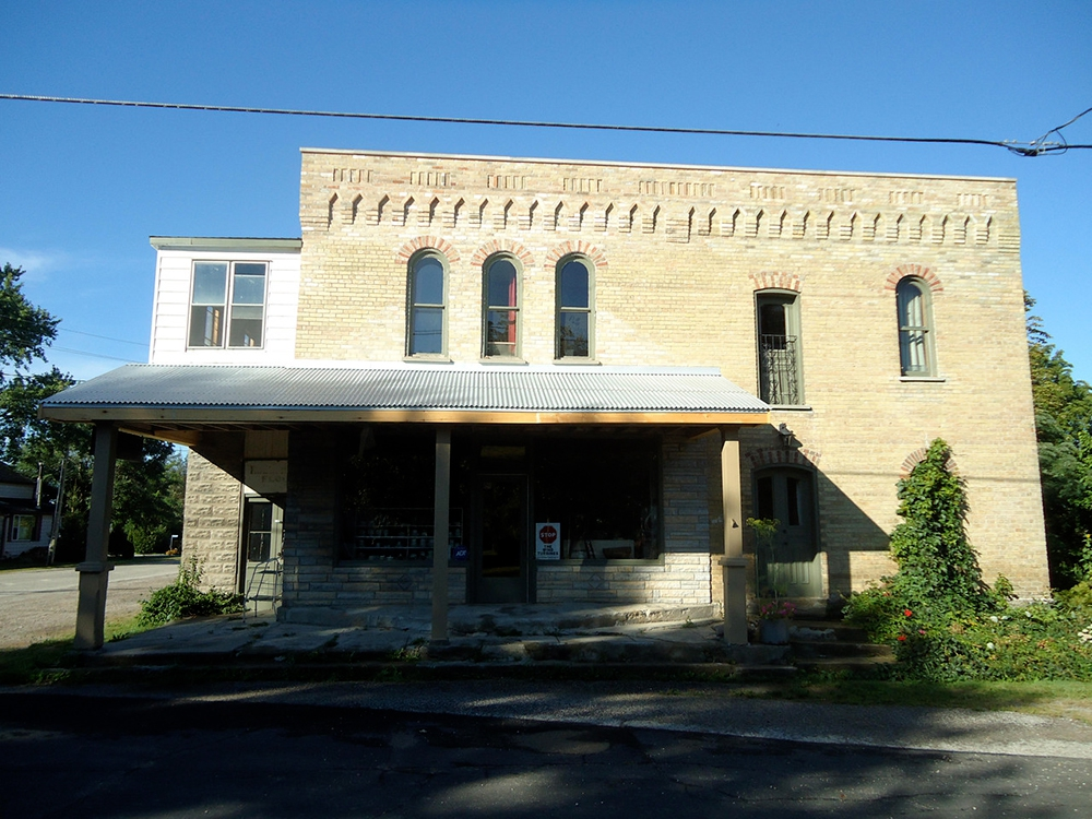 Restauration de la façade de Lumley