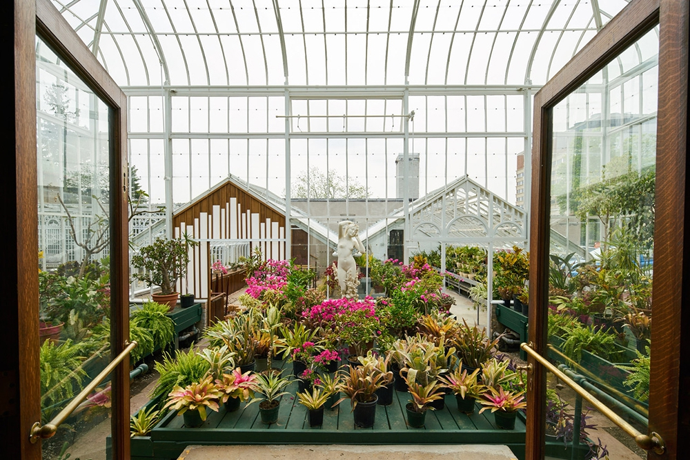 The Parkwood National Historic Site Greenhouses Conservation Project