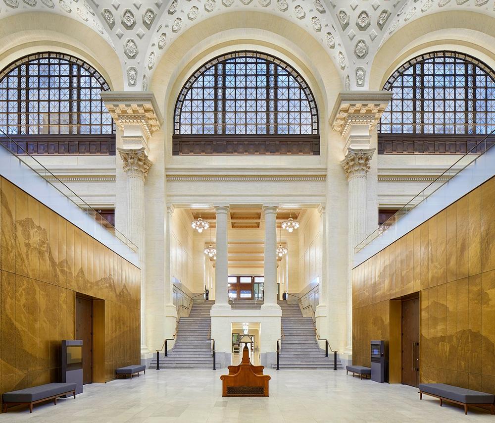 L'édifice du Sénat du Canada (Photo : Tom Arban)