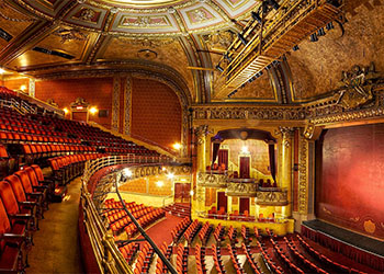 Elgin Theatre, Toronto (Photo: Peter Lusztyk)