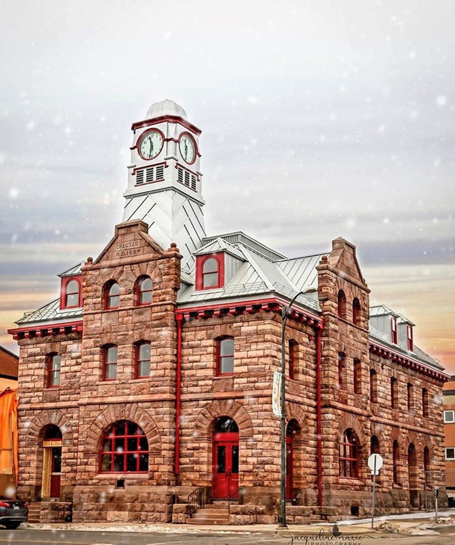 The Fuller Post Office, Smiths Falls