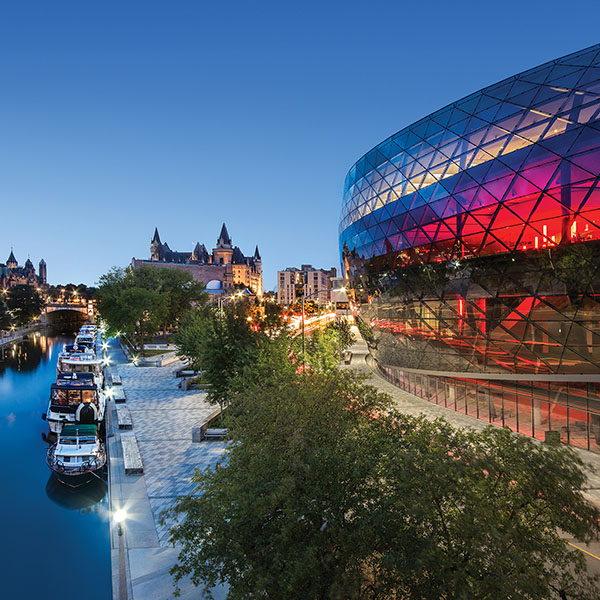 Shaw Centre, Ottawa (Photo: Chris Lalonde)