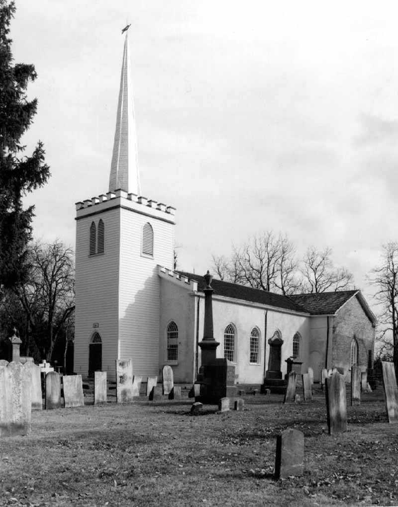 St. Thomas Pioneer Church (St. Thomas)