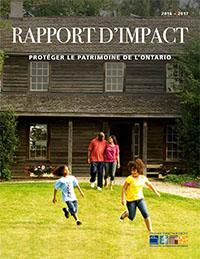 Couverture du rapport d'impact