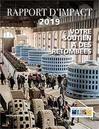 2019-2020 Rapport d'impact