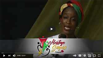 Emancipation Day 2020 video: Heritage Singers Canada