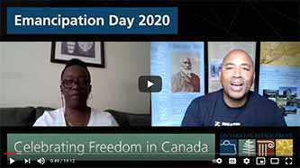 Emancipation Day 2020 video: Natasha Henry
