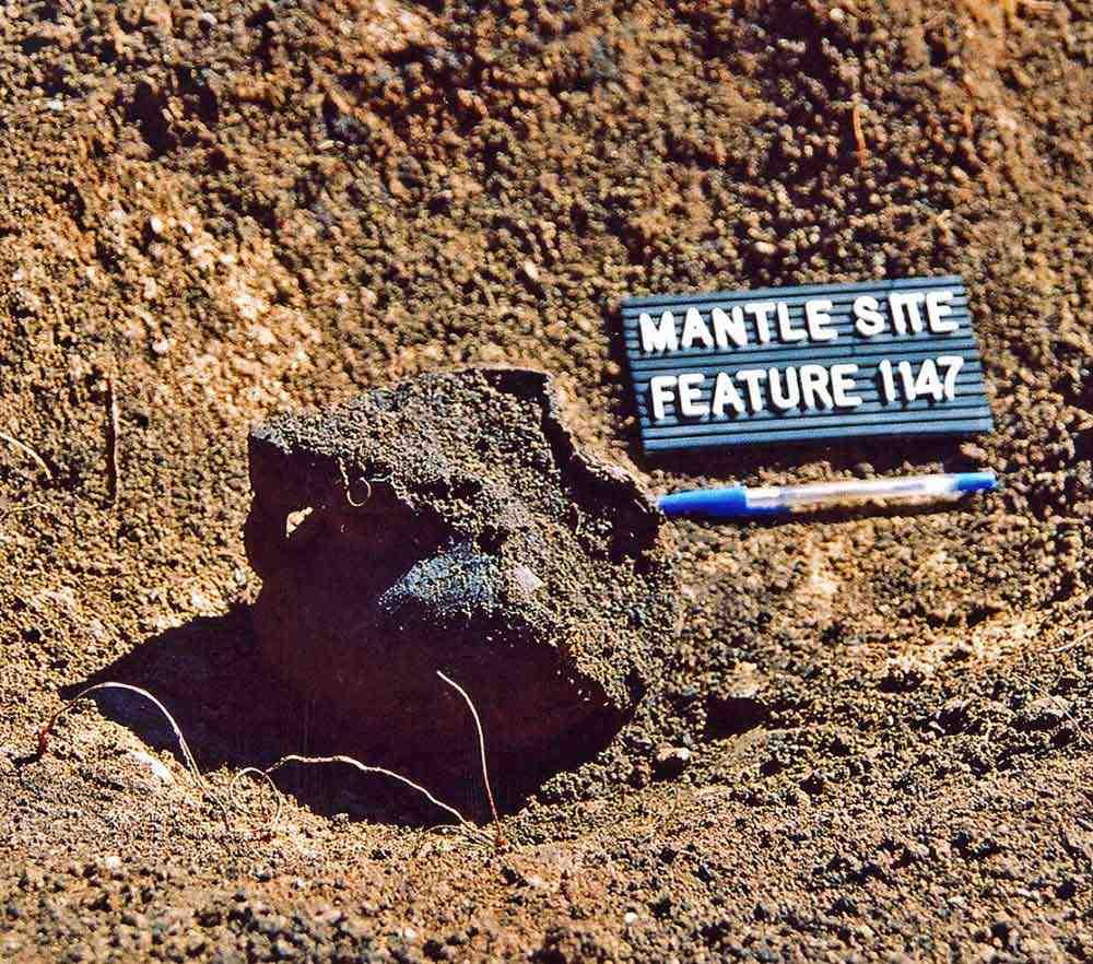 Archaeological artifact