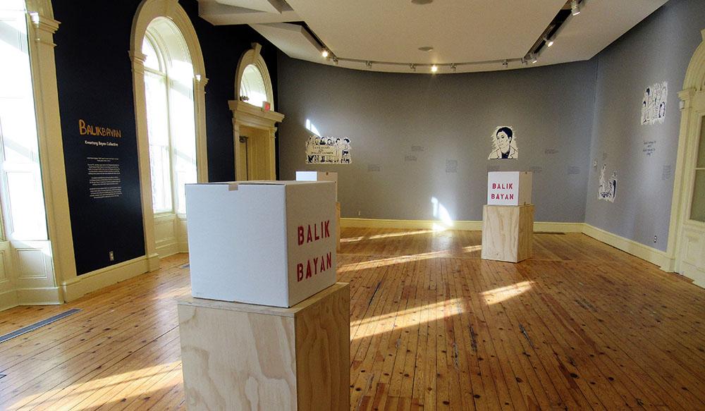BALIKBAYAN exhibition