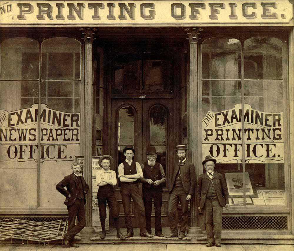 Barrie Examiner, 1889-95