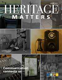 Heritage Matters, Spring 2019
