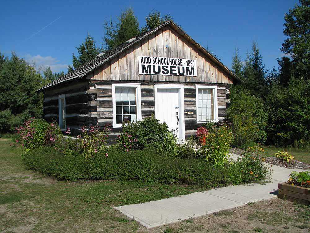 Kidd Schoolhouse Museum
