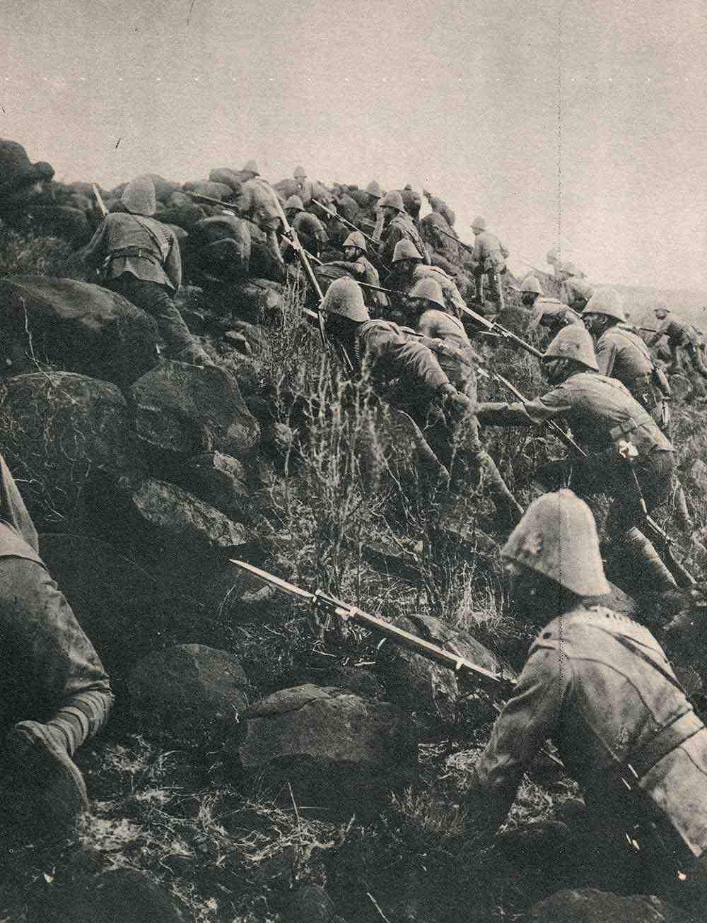 Bataille de Paardeberg (guerre d'Afrique du Sud)