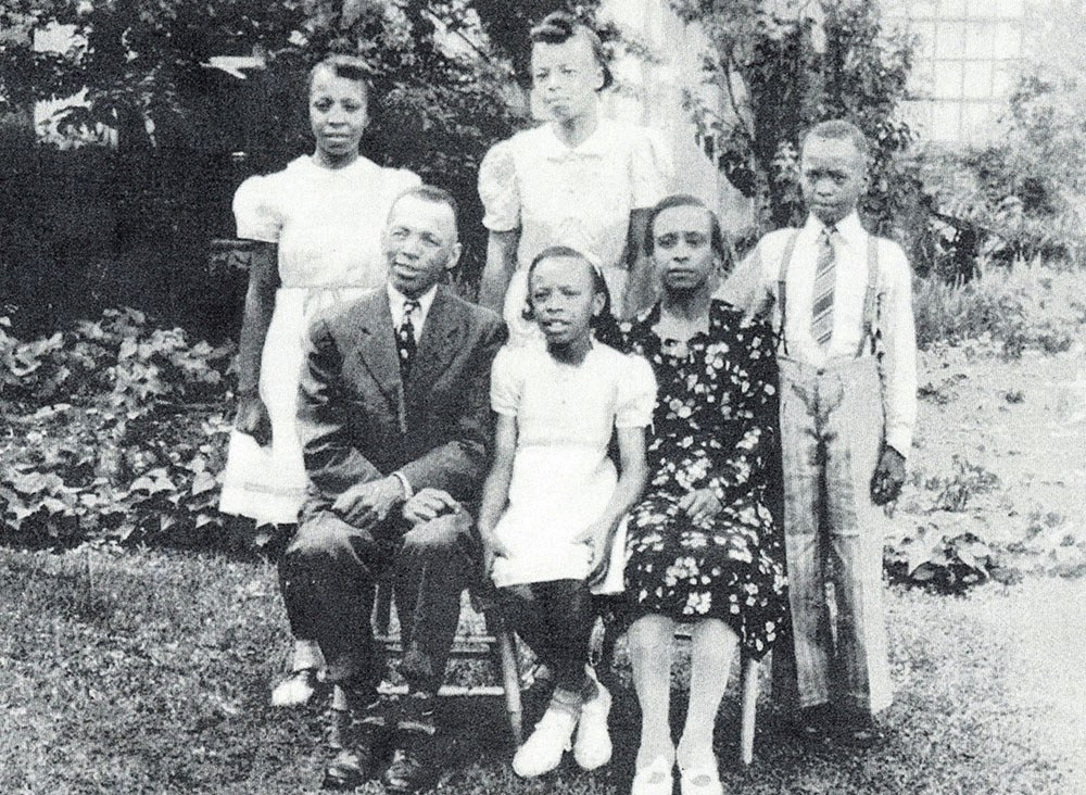 Meet the Morris family and hear about their journey from slavery to freedom in Buxton.