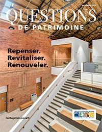 Questions de patrimoine (automne 2019)