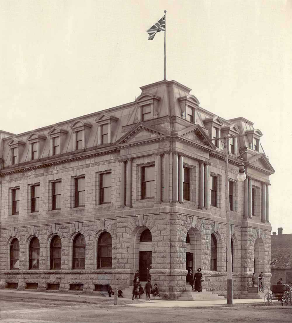 Old Post Office, circa 1910